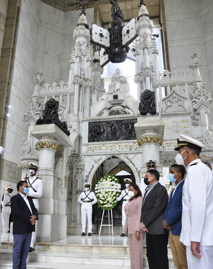 Cultura conmemora la conquista de Cristóbal Colón en América