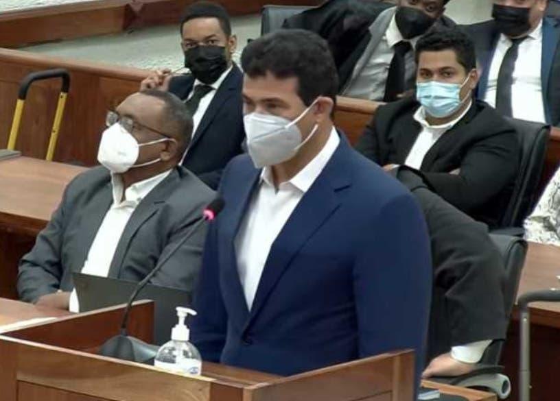Corte  rechaza recurso a Adan Cáceres, del caso Coral; seguirá en  cárcel