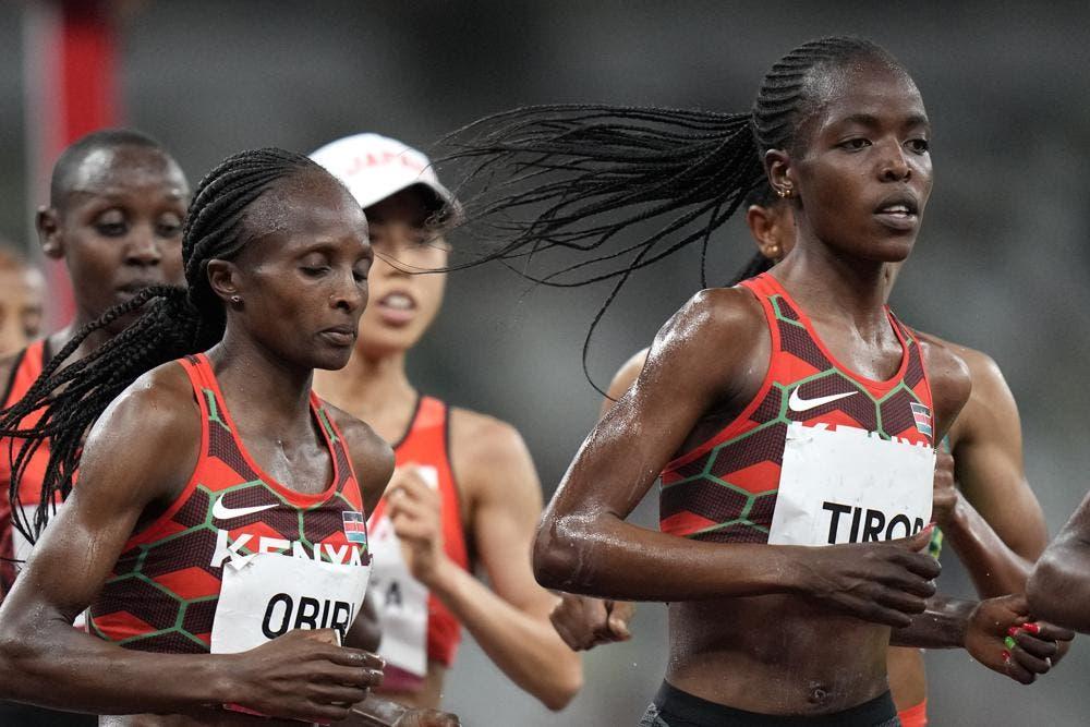 Hallan muerta a la atleta olímpica Agnes Tirop