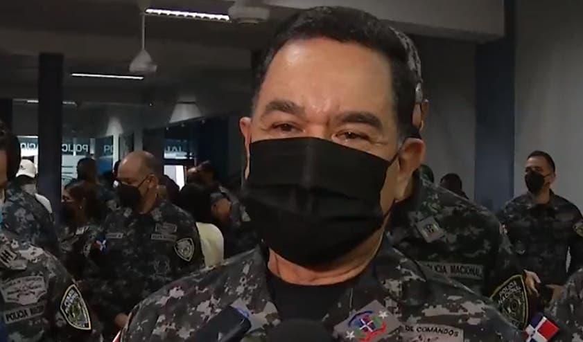 Director de la Policía a los desaprensivos: