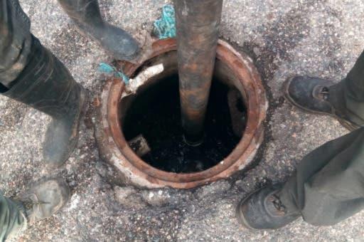 Muere obrero de Inapa resultó intoxicado por labores en alcantarilla en Azua