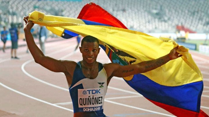 Asesinan al atleta olímpico Alex Quiñónez