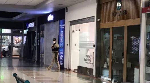 Operación Larva: Allanan financiera en Bella Vista Mall