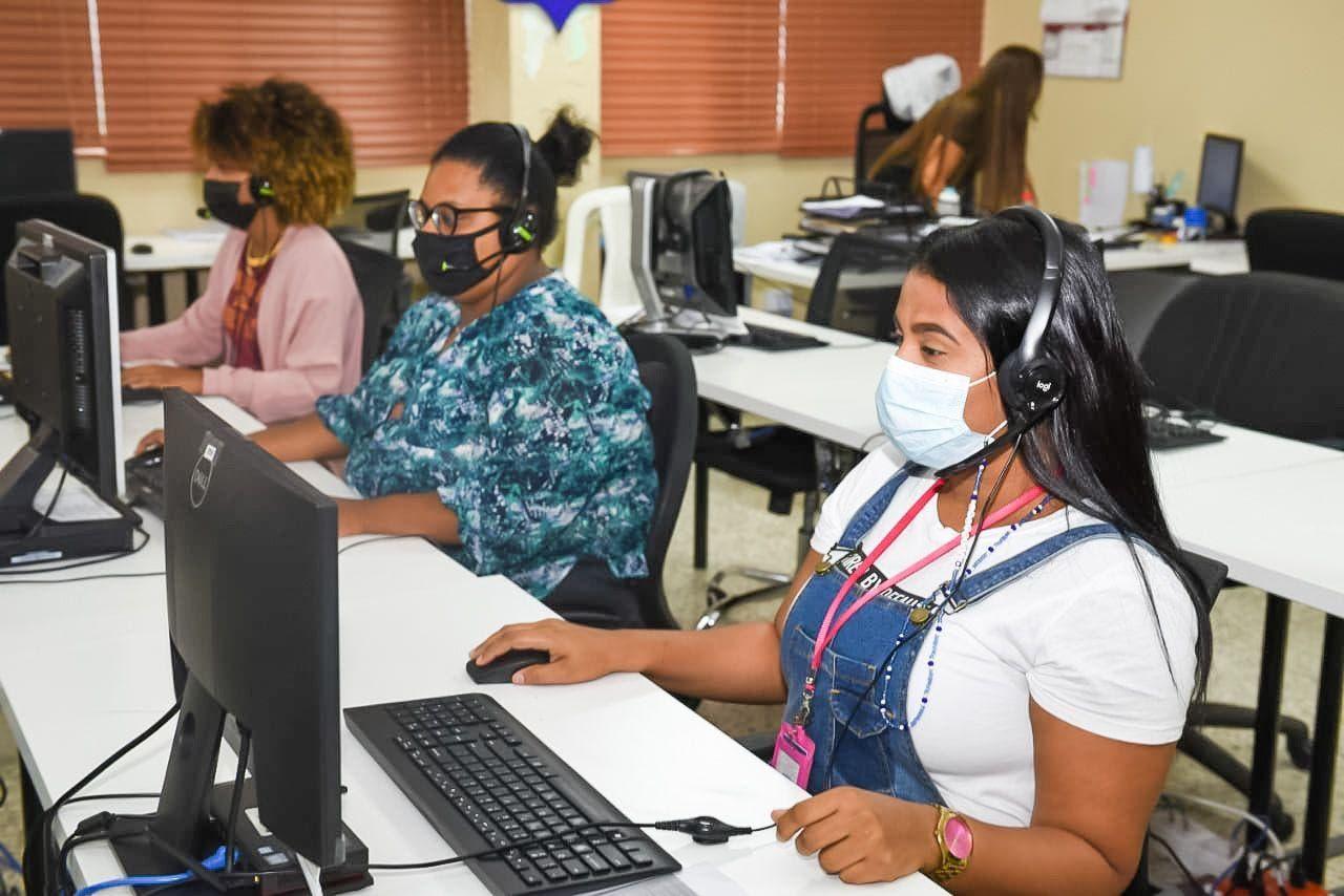 CAASD fortalece los niveles de respuesta a usuarios a través de su call center