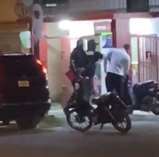 Lo que dice la Policía sobre asalto a farmacia en La Vega