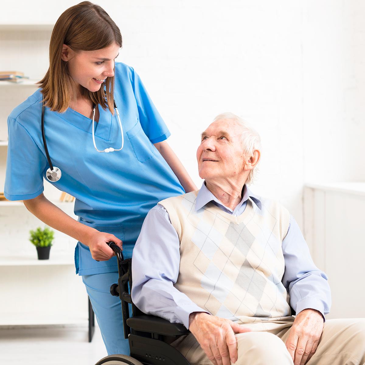 Cuidado de envejecientes en el hogar requiere apoyo profesional