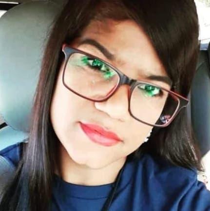 Reportan joven desaparecida desde hace tres días