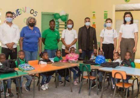 Reanudan docencia presencial en centros  auspiciados por la Fundación Central Barahona