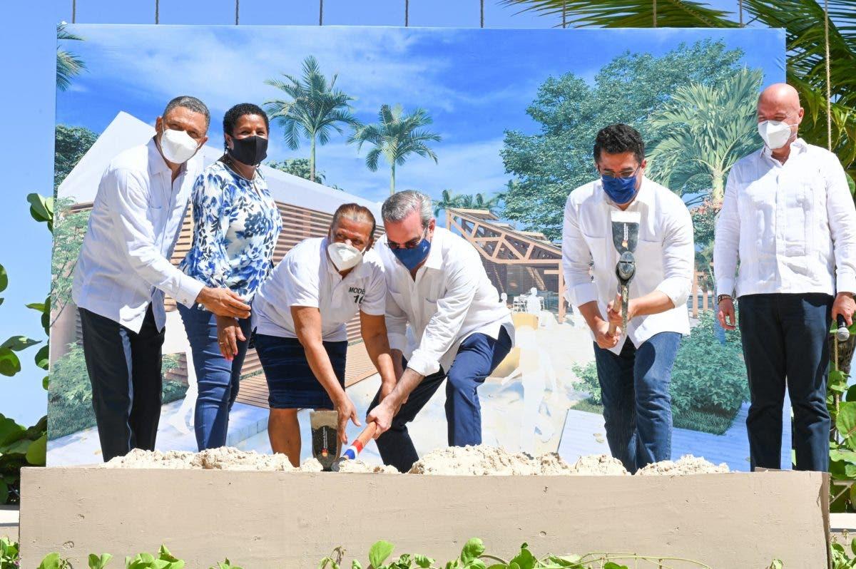 Turismo inicia obras por 176 millones de pesos  en Galeras, Samaná