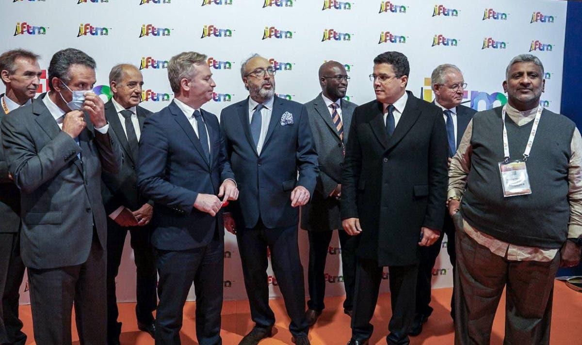 Sector turístico privado resalta logros de República Dominicana en feria Top Resa de Francia