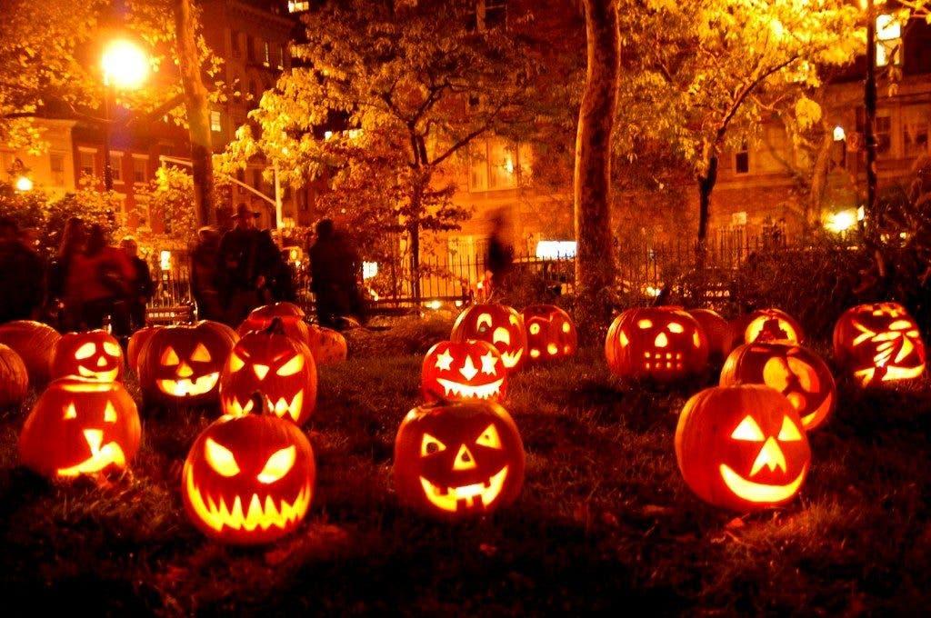 Como la celebración del Samhain se convirtió en la noche de Halloween