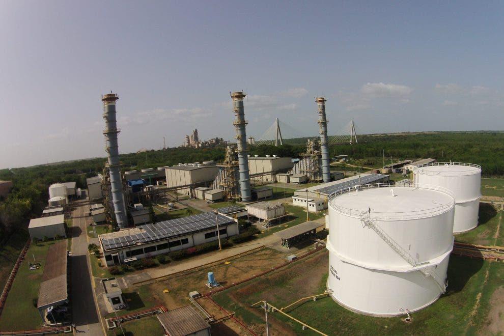 Reconocen a ENADOM por financiamiento para nuevo almacenamiento de gas natural