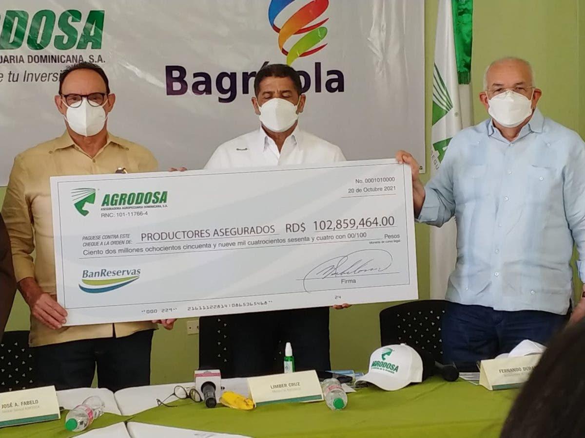 Fernando Durán: «Fortaleza de seguro agropecuario garantiza inversiones»