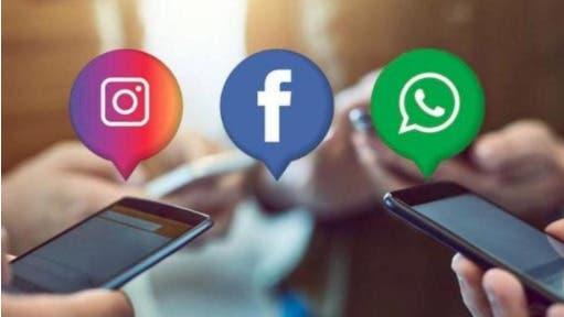 WhatsApp, Facebook e Instagram ya funcionan en República Dominicana