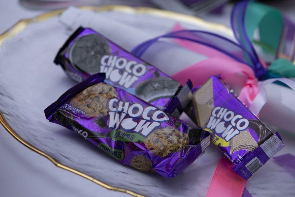 Galletas CHOCOWOW: Una nueva dimensión del chocolate