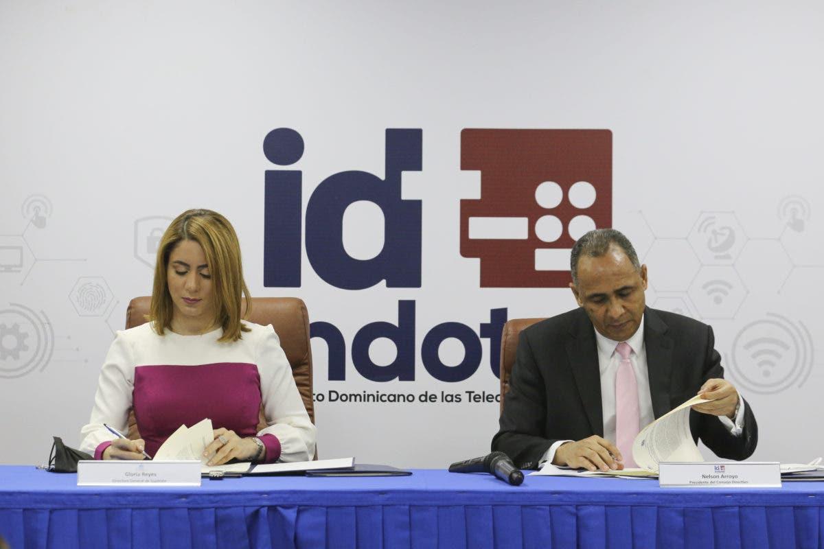 Pondrán en marcha proyecto para beneficiar a 2 mil hogares con internet
