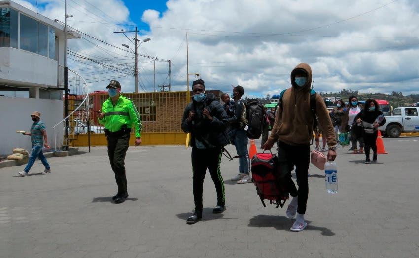 Preocupa alza de migrantes haitianos en Colombia rumbo EEUU