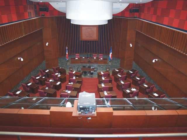 Senado suspende sesión por muerte del hijo de Antonio Marte