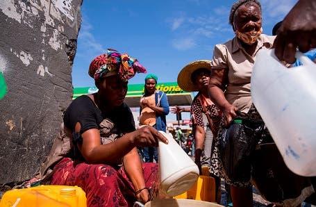 Avanza lento por sur de México la caravana de 6,000 migrantes, en su mayoría de Haití y Centroamérica