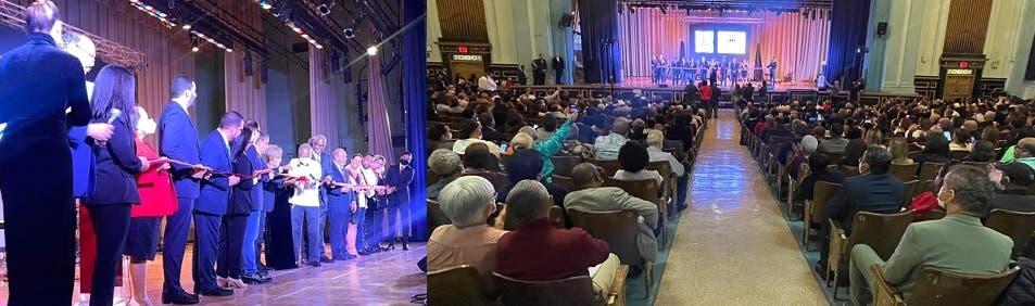 Inauguran XII Feria del Libro Dominicano en NY
