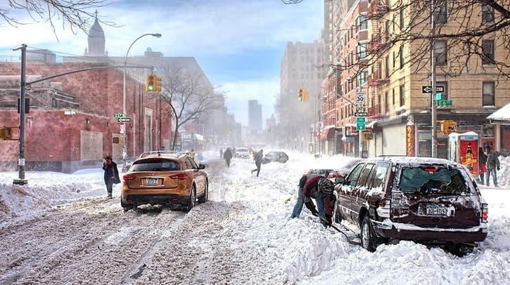 Invierno podría llegar a NY antes de tiempo; afectaría dominicanos
