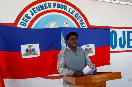 Líder de mayor banda de Haití chantajea al primer ministro con el combustible