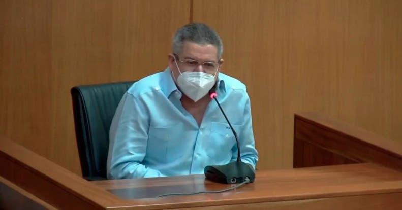 Caso Odebrecht: Roberto Rodríguez dice que entramado no pudo manchar su inocencia