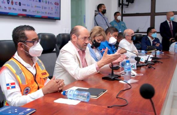 Defensa Civil prepara instituciones públicas y privadas para simulacro nacional