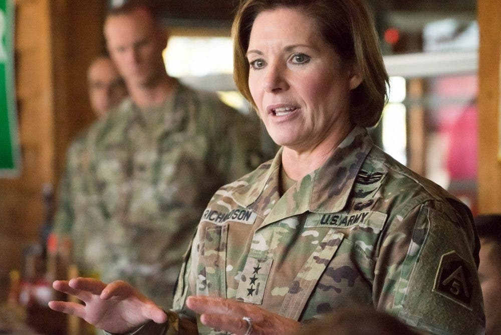 Laura Richardson se convertirá en primera mujer a cargo del Comando Sur de EEUU