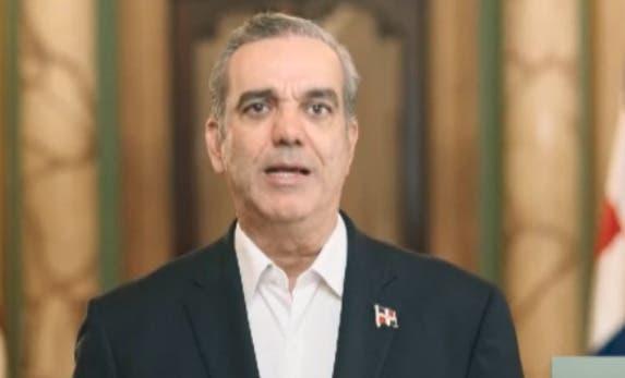 Luis Abinader anuncia no habrá reforma fiscal ni aumento de impuestos