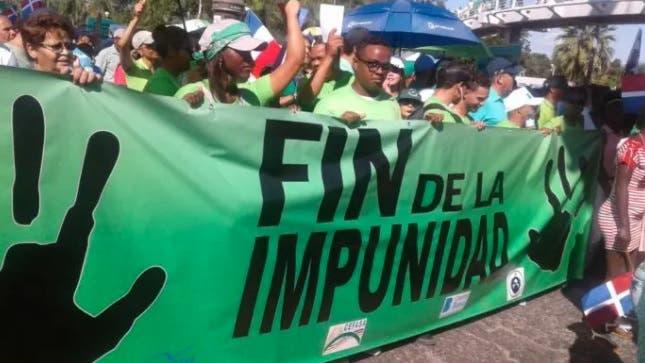 Marcha Verde ve «urgente» inicio de «Odebrecht 2.0»