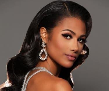 Miss Universo Puerto Rico 2021 es una joven de origen dominicano