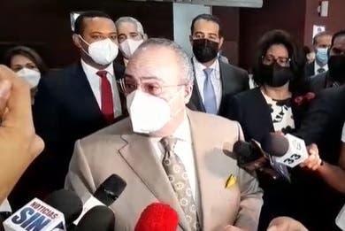 Video: Declaraciones de Charlie Mariotti sobre resolución de la JCE