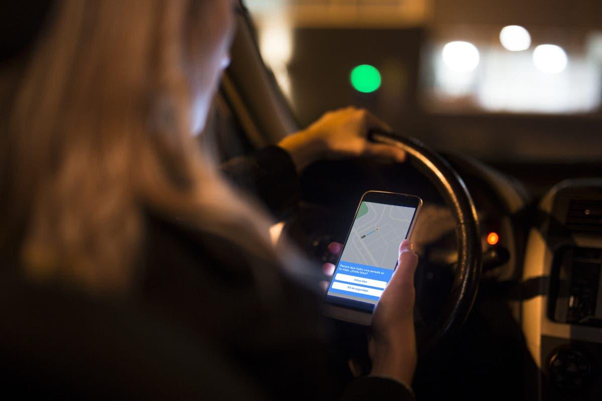 DiDi detecta anomalías en los viajes a través de GPS
