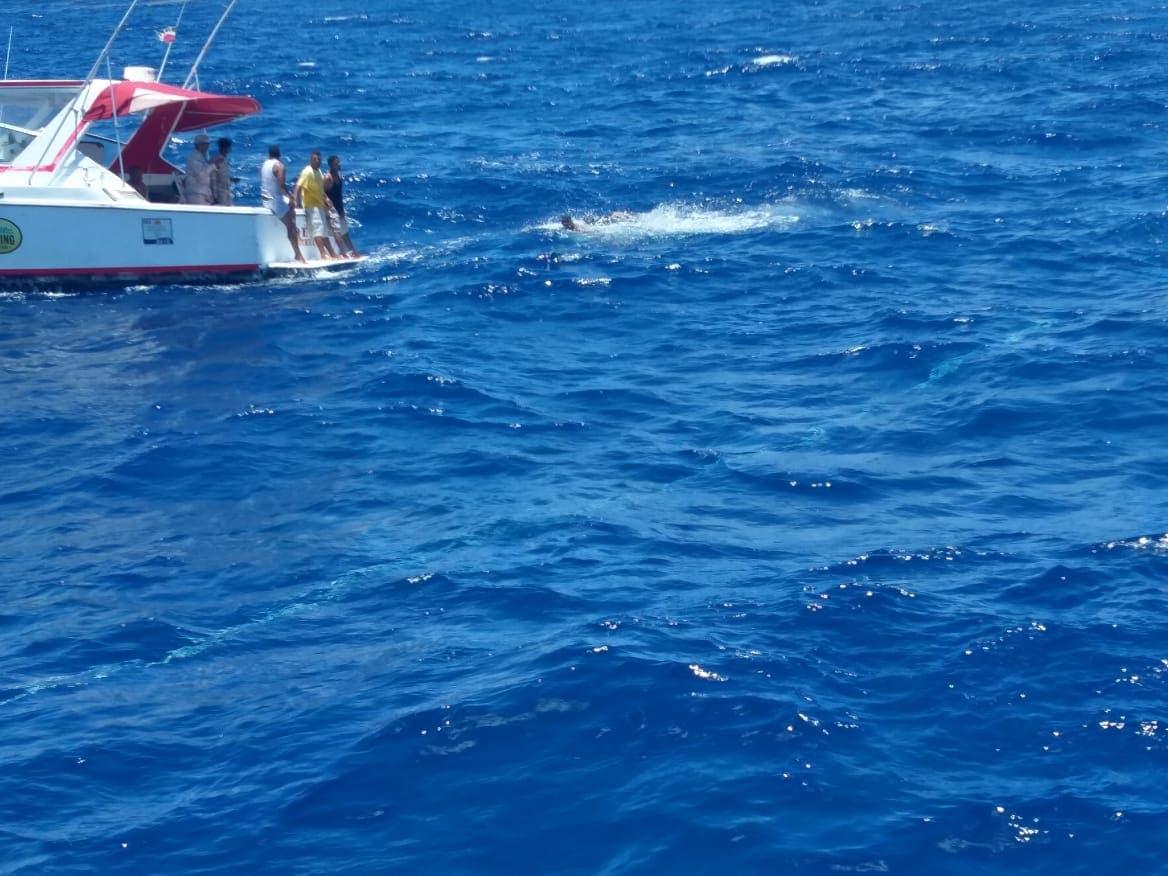Naufragio deja dos ahogados y varios desaparecidos