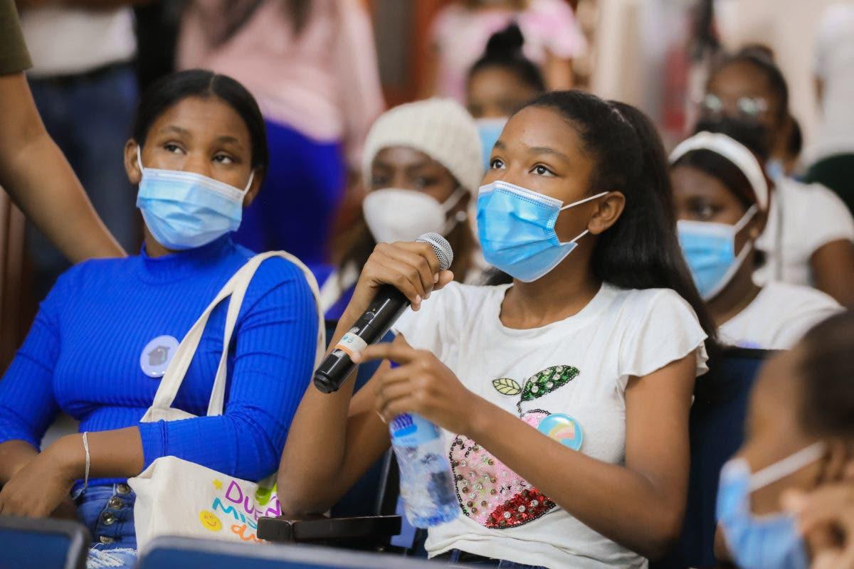UNICEF advierte sobre lo difícil de ser niña en República Dominicana