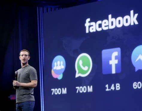 Facebook alcanza acuerdo sobre derechos afines con diarios franceses