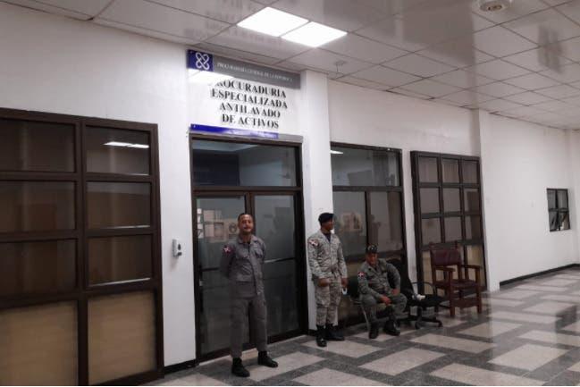 Solicitarán medida de coerción en contra de 12 imputados en Operación Larva