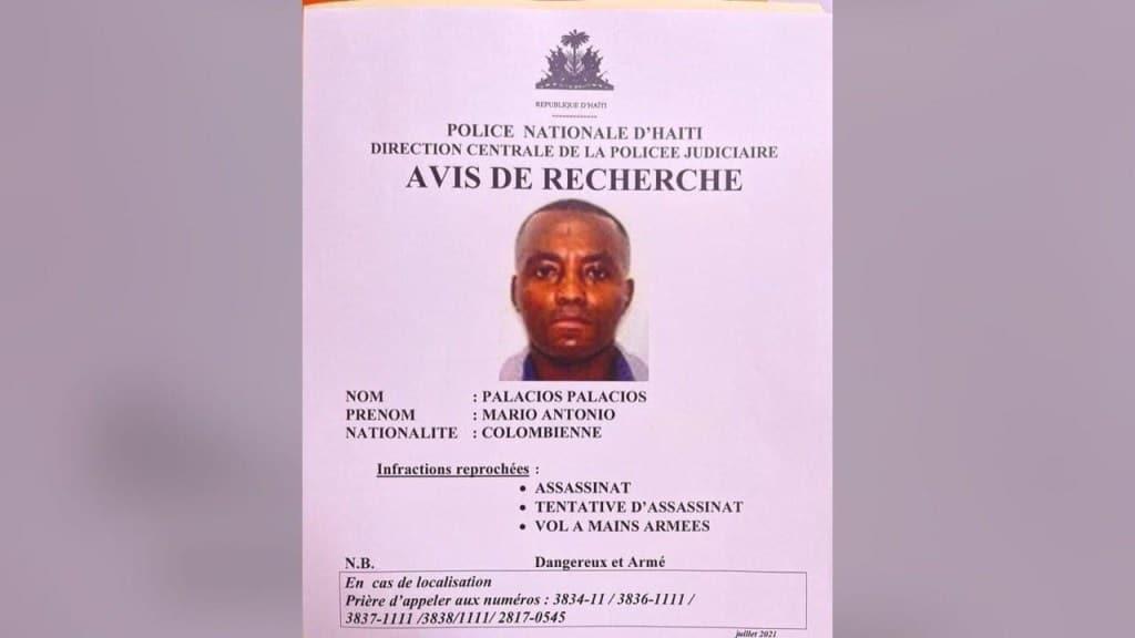 Asesinato del presidente de Haití: Arrestan a Mario Antonio Palacios en Jamaica