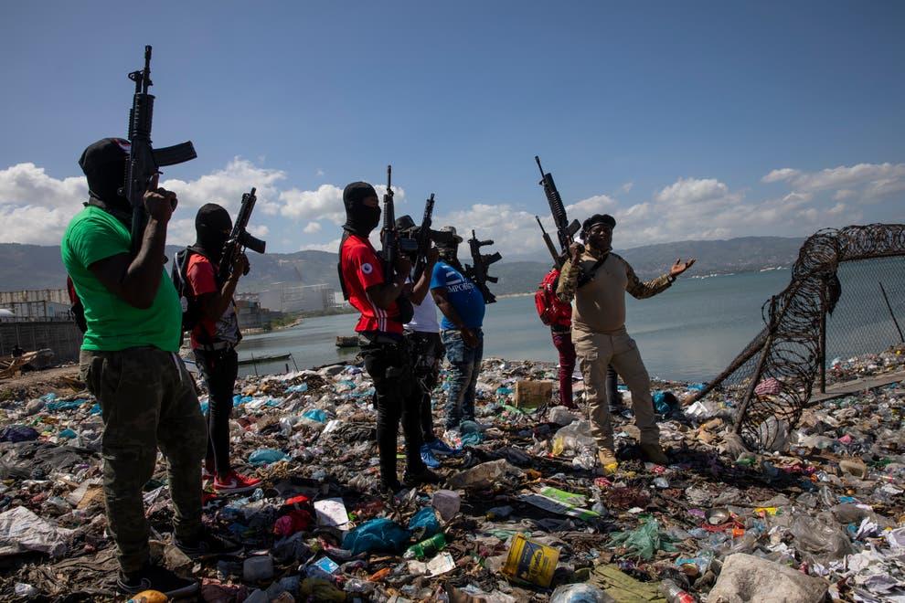 La difícil relación de las pandillas y las empresas en Haití