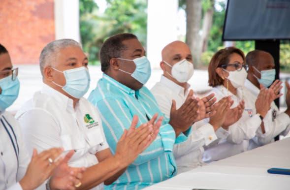 """Gabinete de Política Social inaugura primer centro """"Oportunidad 14-24"""" en Santo Domingo Oeste"""