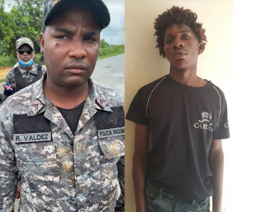 Matan asupuesto delincuente que asaltó cabo de la Policía en Guerra