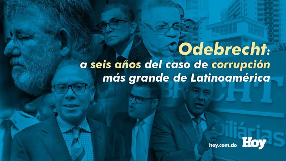 ODEBRECHT: A seis años del caso de corrupción más grande de Latinoamérica