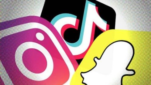 YouTube, TikTok y Snapchat prometen revelar datos sobre su impacto en niños