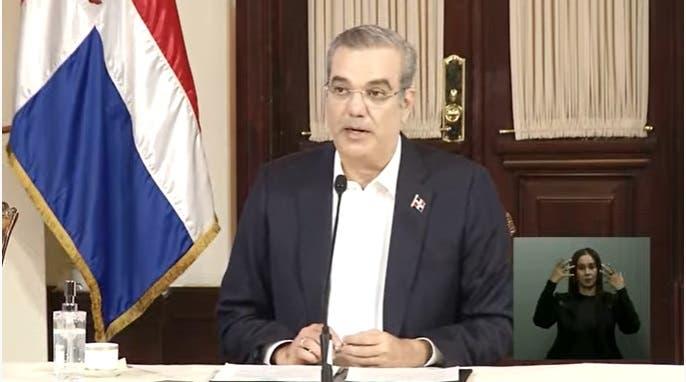 Presidente anuncia primeras medidas de reforma a la Policía Nacional