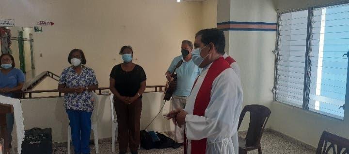La Romana: Ofician misa por 71 aniversario del hospital Arístides Fiallo Cabral