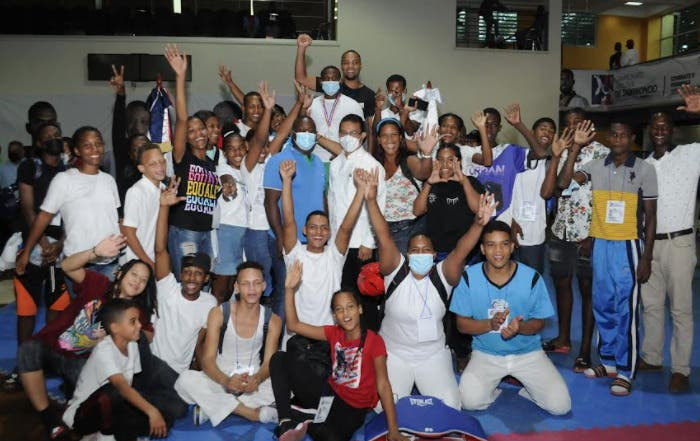 Monte Plata conquista Torneo Nacional de Tae Kwon Do con 21 provincias