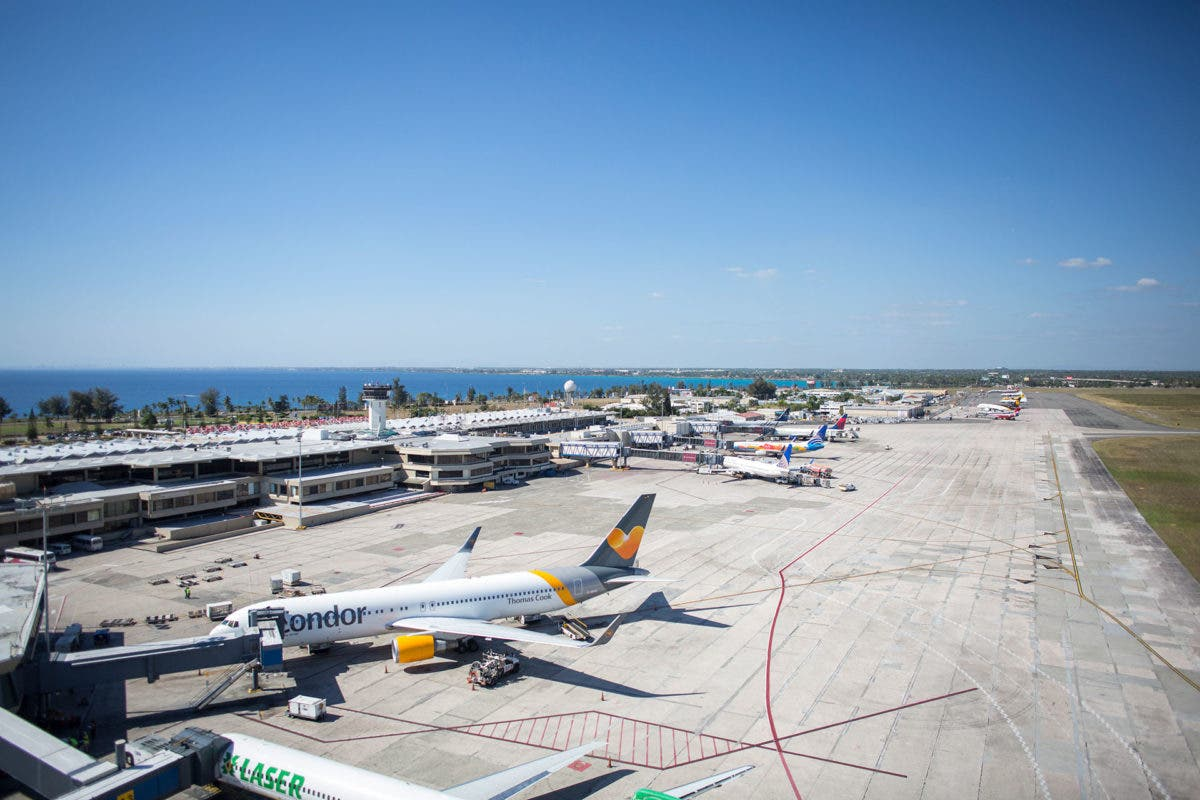 Aumentan capacidad de vuelos hacia República Dominicana