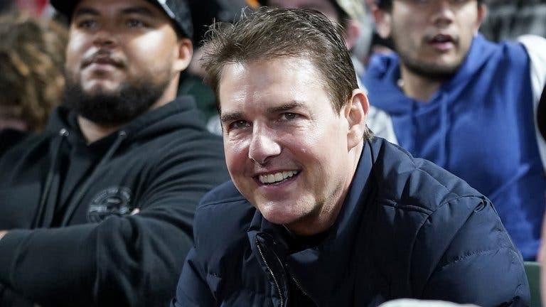 Tras su última aparición se preguntan ¿Qué se ha hecho Tom Cruise en la cara?
