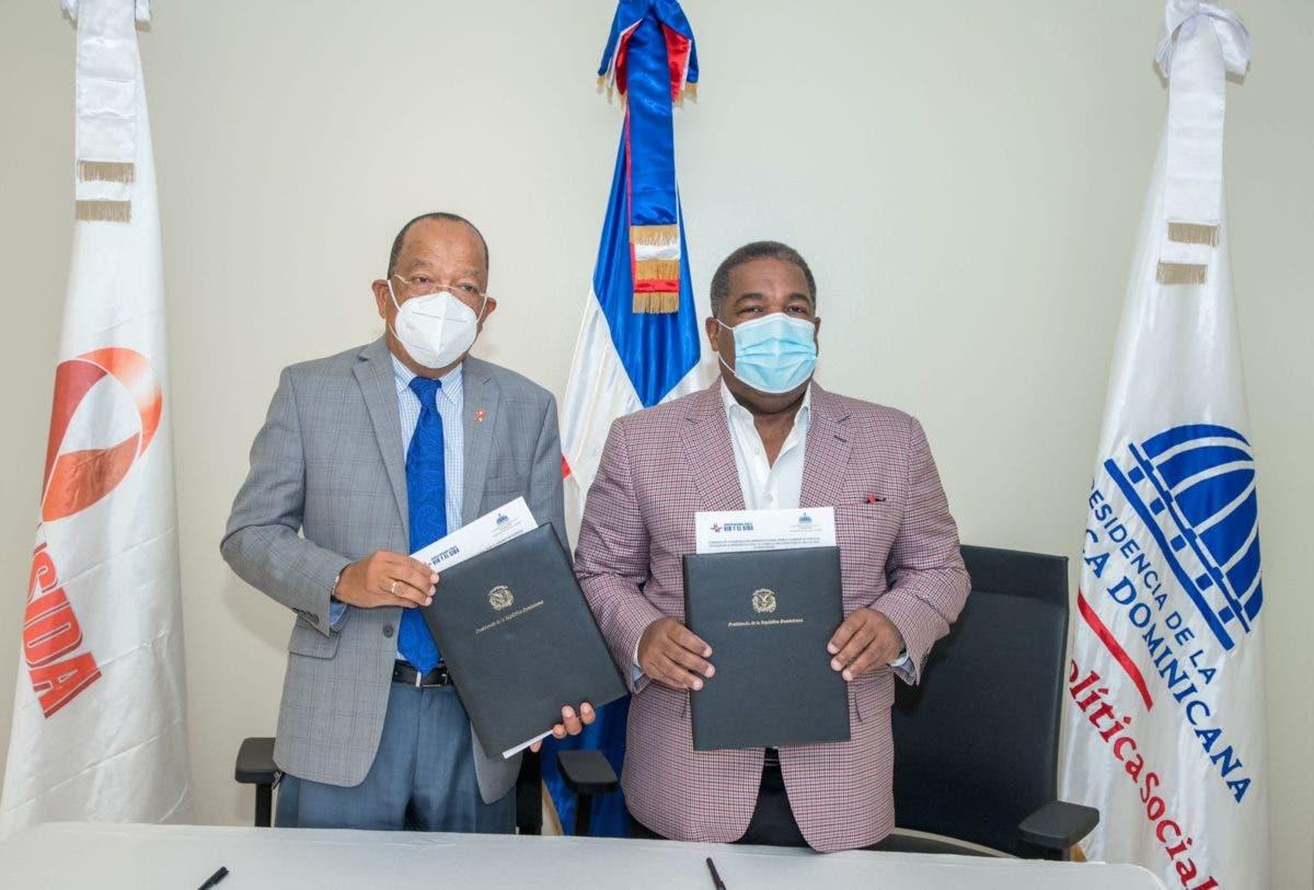 Firman acuerdo para fortalecer programas contra VIH/SIDA
